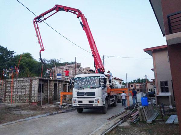 25m pumpcrete for sale in Cebu, philippines