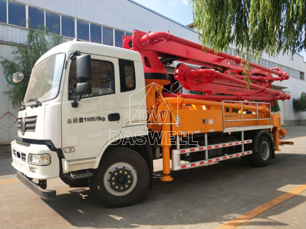 33m pumpcrete machine for sale