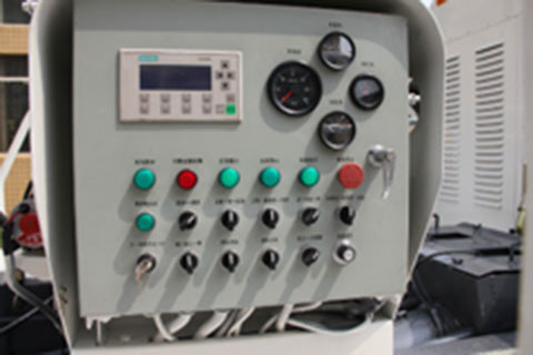 PLC-control