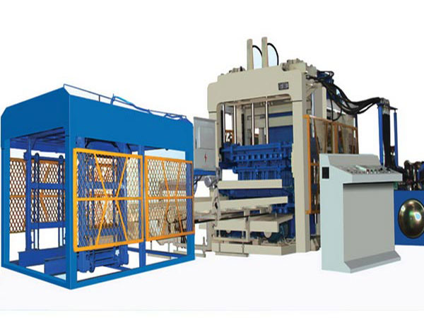 QT10-15 automatic brick machine for sale