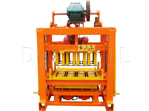 QTJ4-40B hollow block machine