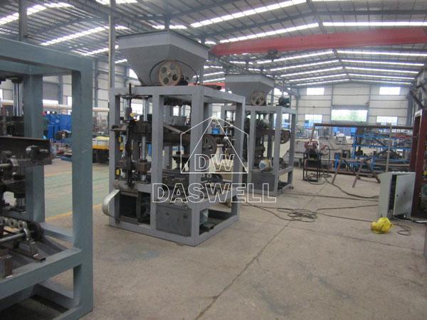 brick block machine factory