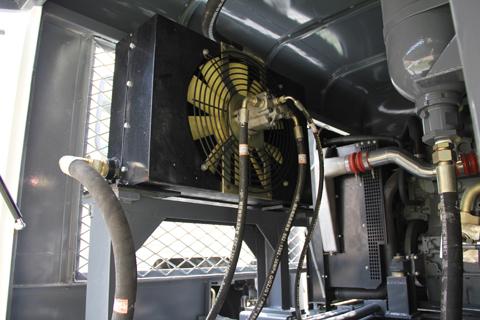 hydraulic part