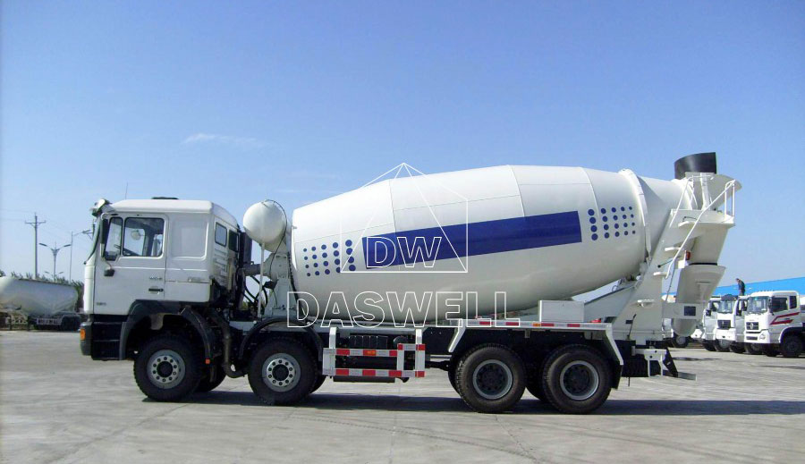 DW-10 mixer truck for sale