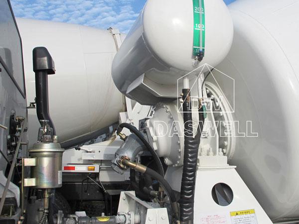 DW-3 transit mixer philippines