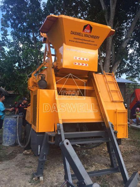 HBT40 cement pump philippines