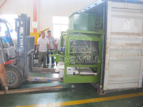 QTJ4-25 brick making machine