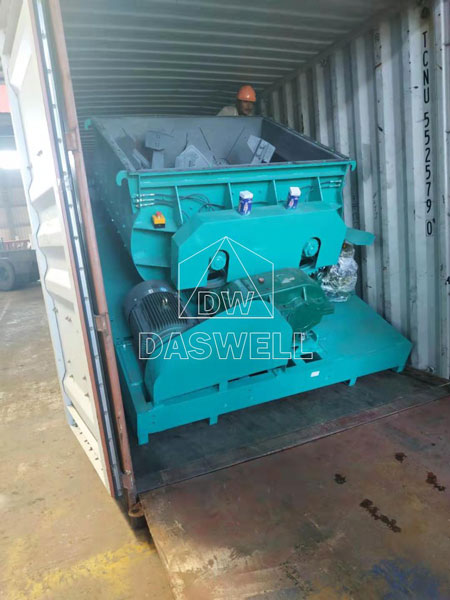 transfer mixer machine