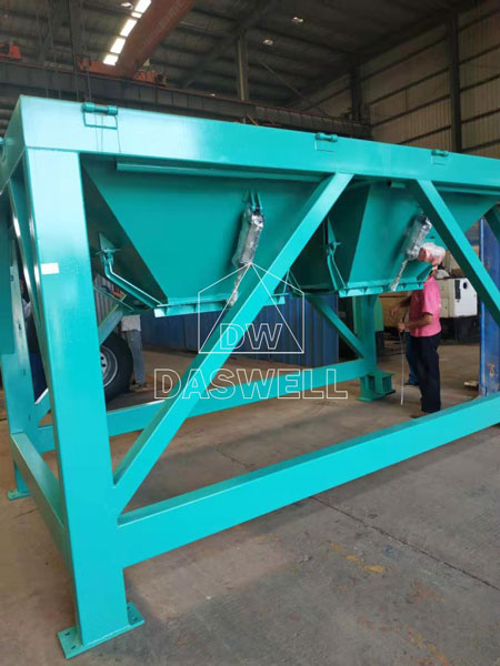 transport batching machine