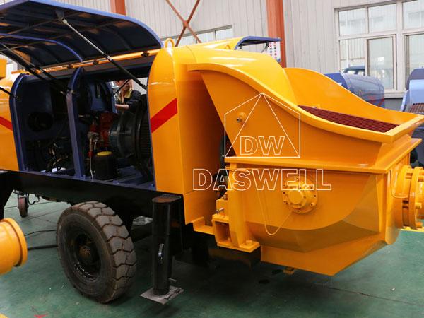 CPD60 pump machine philippines