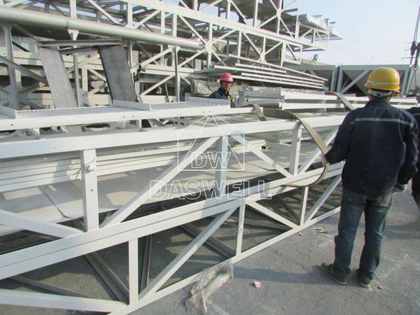 HZS180 stationary batch plant