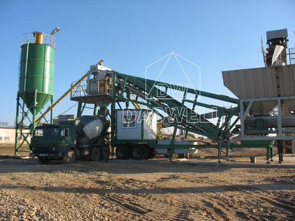 MCBP35 concrete batch plant for sale
