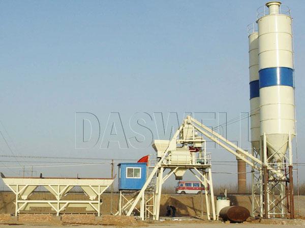 CBP35 cement batch plant