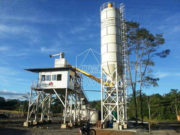CBP90 cement batch plant sale