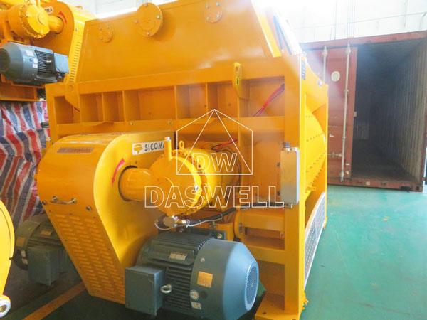 MA03000 concrete mixer