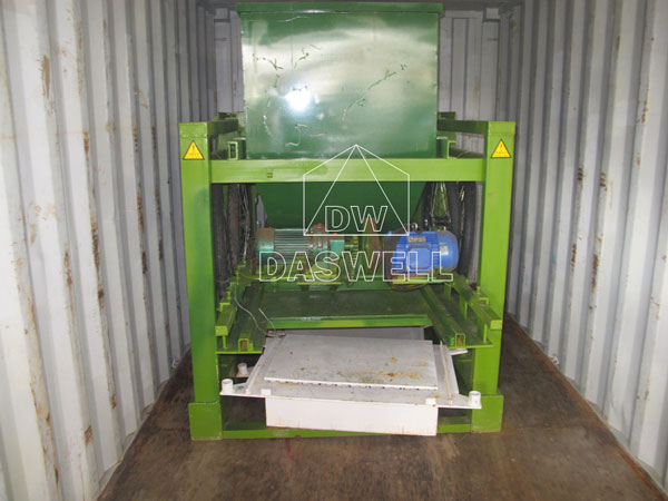 QTJ4-25 block moulding machine
