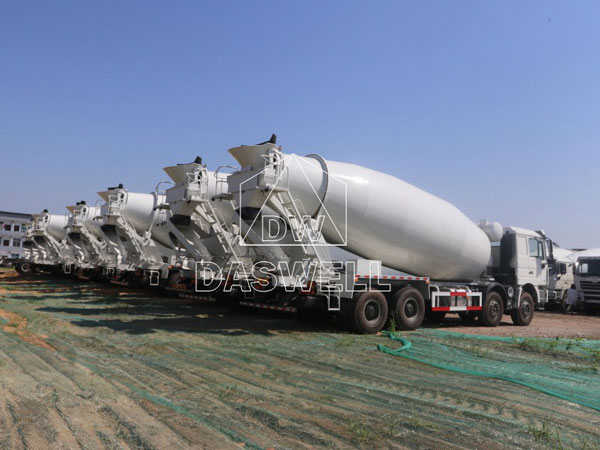 mini concrete truck sales