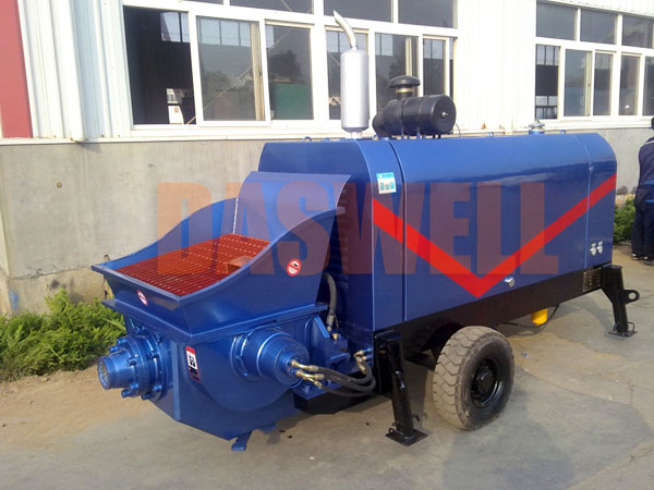 CPD30 mini portable concrete pump
