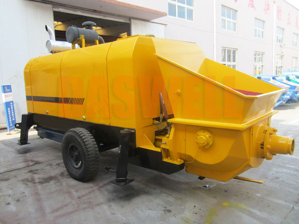 CPE40 mini concrete pump for sale