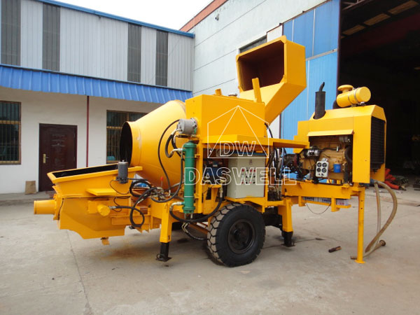 DHB40 mini concrete mixer pump philippines