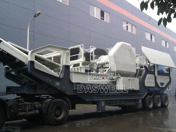 production of monile crushing plant philippines