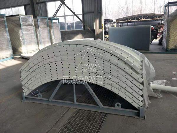 YHZM25 mobile cement plant