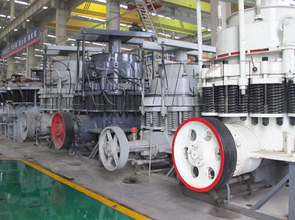 daswell machine cone equipment