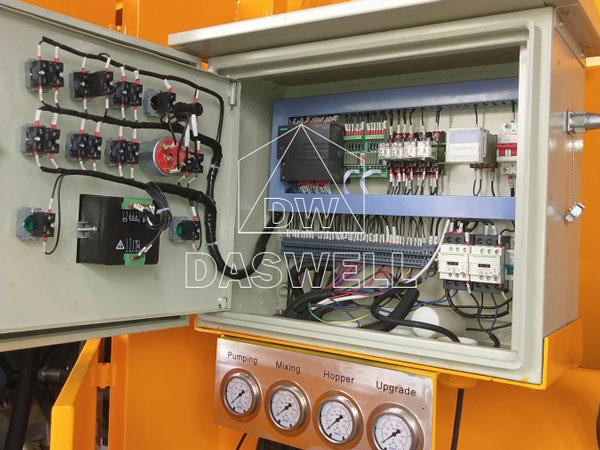 DHBT40 diesel pump machine