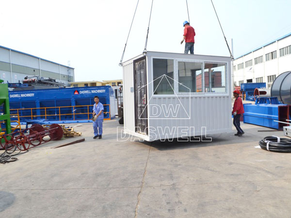 transport MADP40 small asphalt plant to Philippines