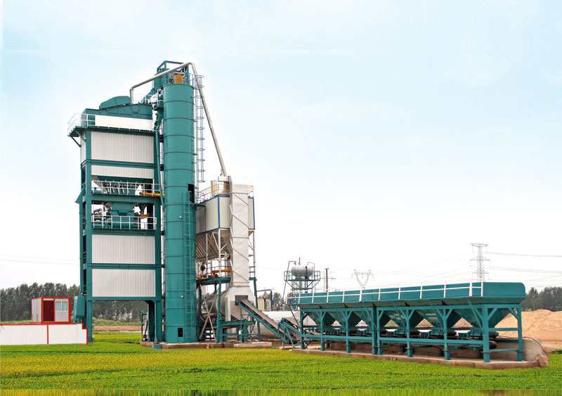 LB3000-asphalt mixing plant-in-the-philippines