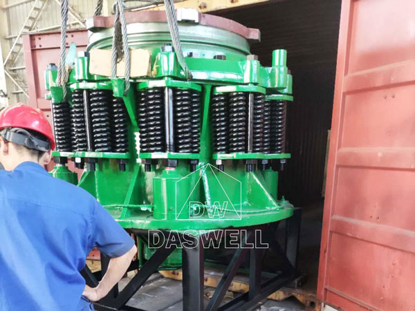 the complete crusher plant for sale