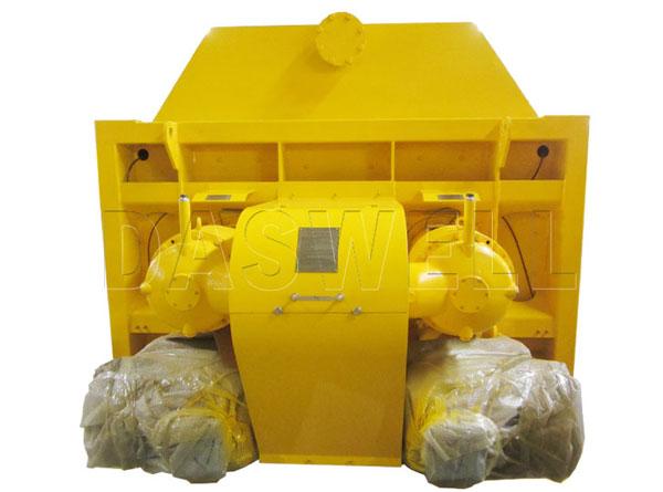 JS2000 twin shaft mixer machine