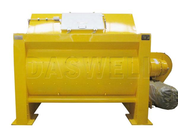 JS4000 twin shaft compulsory mixer