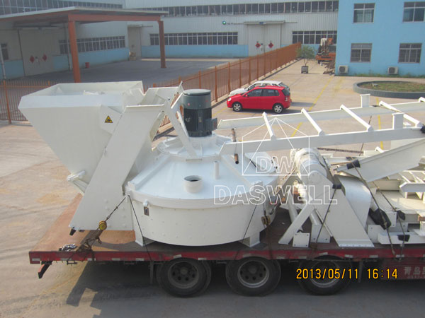 MP1500 transport to Egypt