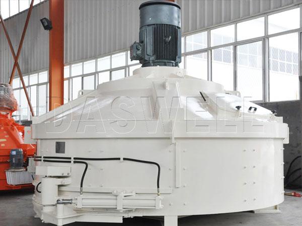 MP2000 planetary mixer machine