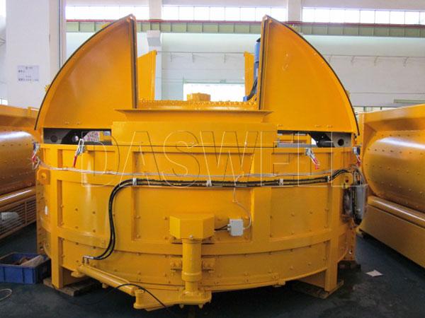 MP3000 vertical shaft mixer machine