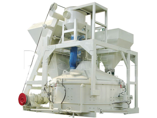 MP500 planetary concrete mixer for sale