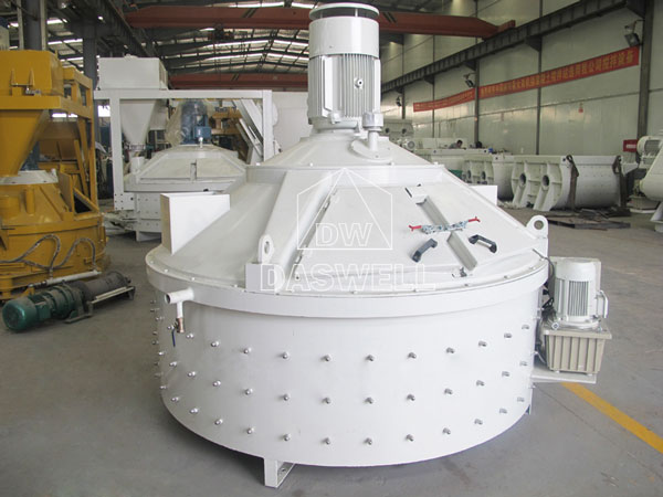 MP500 planetary mixer