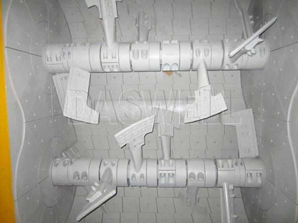 MAO series mixer internal structure