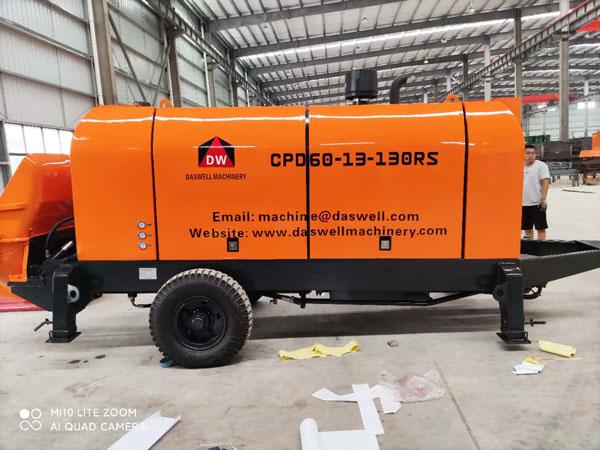 CPD60 diesel engine pump