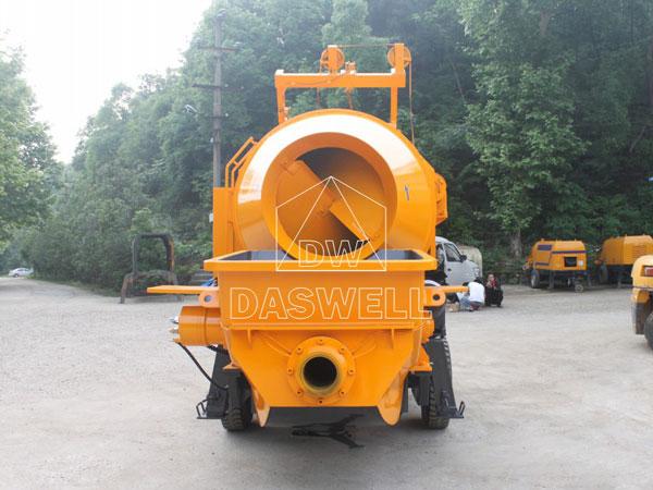 HBT40 small mixer pump