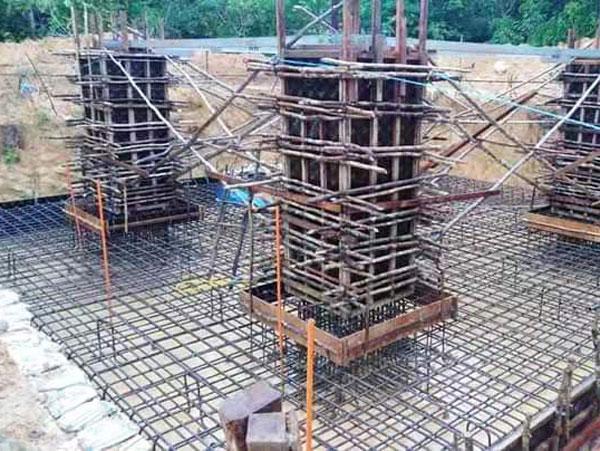 CPD40 pump for concrete