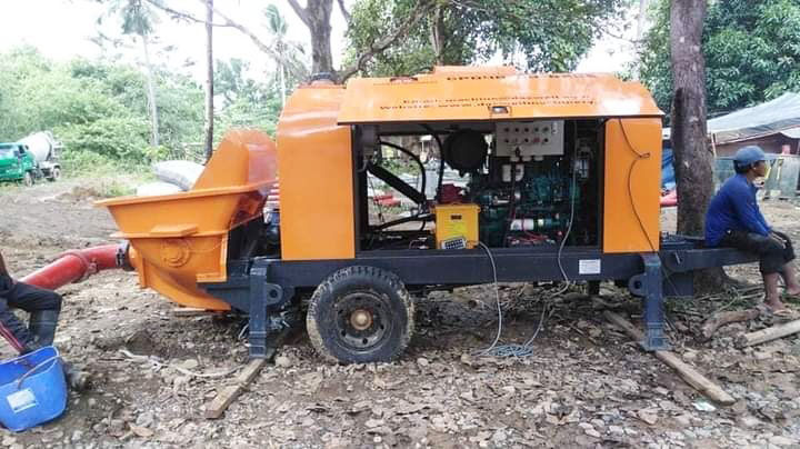 CPD40 pump machine