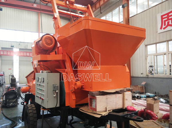 HBT30 concrete pump