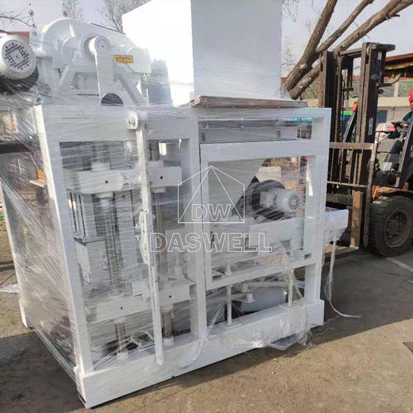 QTJ4-25 brick manufacturing machine