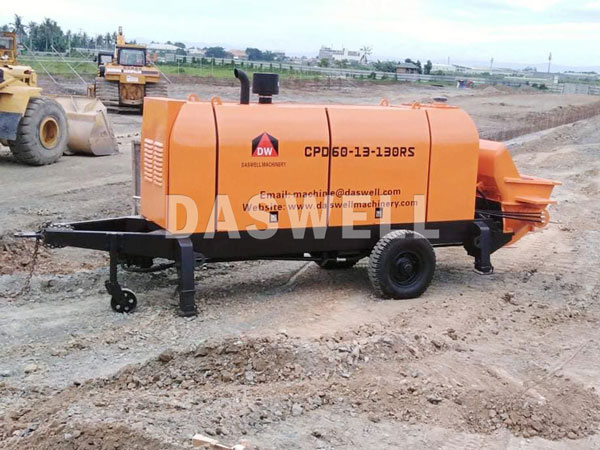 CPD60 trailer pump
