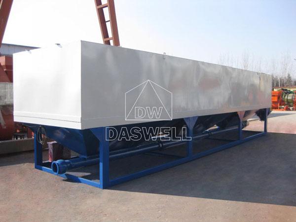 the daswell horizontal silo