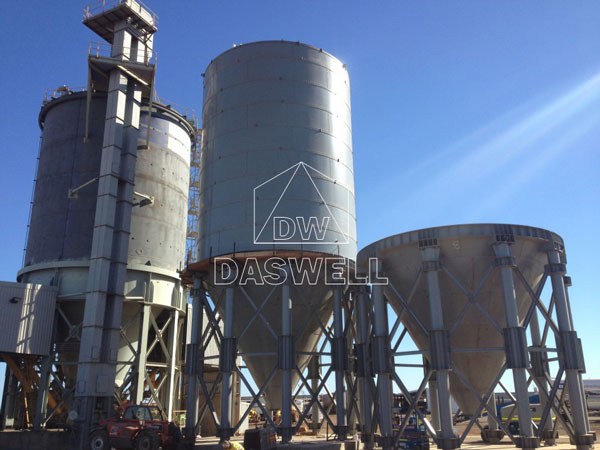 the uasge of cement silo