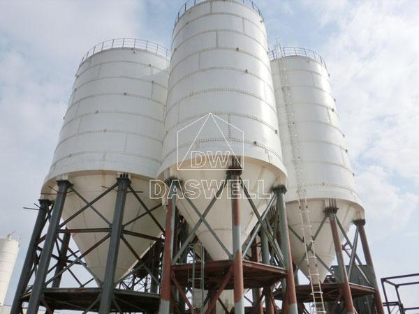 the usage of silo