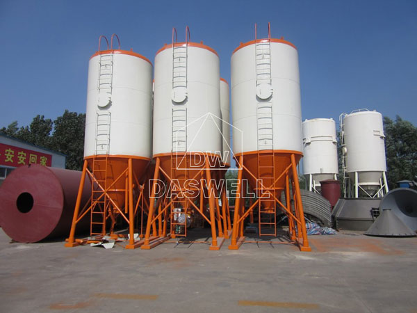 daswell silo for cement